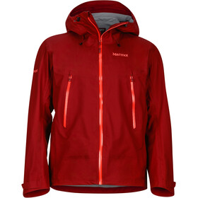Marmot Red Star Jas Heren, brick